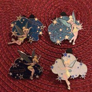 Disney TinkerBell Pins